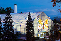 Krohn Conservatory Eden Park Cincinnati Ohio