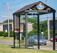 Glass walled Bus Stops are causing bird deaths.  Structures close to trees, shrubs and wildlife rich landscapes are most susceptible. Research conducted at OSU shows this is a real concern.