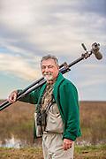 Mad Island, Texas Portrait of John Karges.