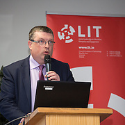 04.04.2016              <br /> A major event in Thomond Park to launch LIT&rsquo;s 2016/17 Sports Scholarship Programme has been told that the welfare of young athletes is a pressing issue that requires co-ordinated management.  <br /> <br /> Pictured at the event was Ger Ryan, PRO of the Munster Council of the GAA and Chairman of the GAA&rsquo;s Medical, Scientific and Welfare Committee.<br /> <br /> LIT&rsquo;s Scholarship Programme has a focus on athlete support and welfare, including off-field mentoring and education support for scholars.<br /> <br /> Joe O&rsquo;Connor, fitness consultant &ndash; whose credits include Ireland&rsquo;s Fittest Family, roles in Athletics Ireland, Horse Sport Ireland and senior inter-county GAA teams &ndash; told the event that the monitoring of training loads is critical in managing the welfare of young players, but warned that &ldquo;This involves so many people other than the athletes themselves.  Coaches across different teams and codes, in schools and colleges all have to play a role, as do parents and mentors.  Along with a correct lifestyle, this is the way to ensure that athletes maintain their health and fitness during their playing careers.  Its something we all need to take on board.&rdquo;. Picture: Alan Place/Fusionshooters