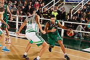 DESCRIZIONE : Avellino Lega A 2011-12 Sidigas Avellino Montepaschi Siena<br /> GIOCATORE : Pietro Aradori<br /> SQUADRA : Montepaschi Siena <br /> EVENTO : Campionato Lega A 2011-2012<br /> GARA : Sidigas Avellino Montepaschi Siena<br /> DATA : 11/12/2011<br /> CATEGORIA : palleggio penetrazione<br /> SPORT : Pallacanestro<br /> AUTORE : Agenzia Ciamillo-Castoria/A.De Lise<br /> Galleria : Lega Basket A 2011-2012<br /> Fotonotizia : Avellino Lega A 2011-12 Sidigas Avellino Montepaschi Siena<br /> Predefinita :