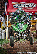 GNCC Quad Racing at Loretta Lynn's Ranch in Hurricane Mills, Tennessee.