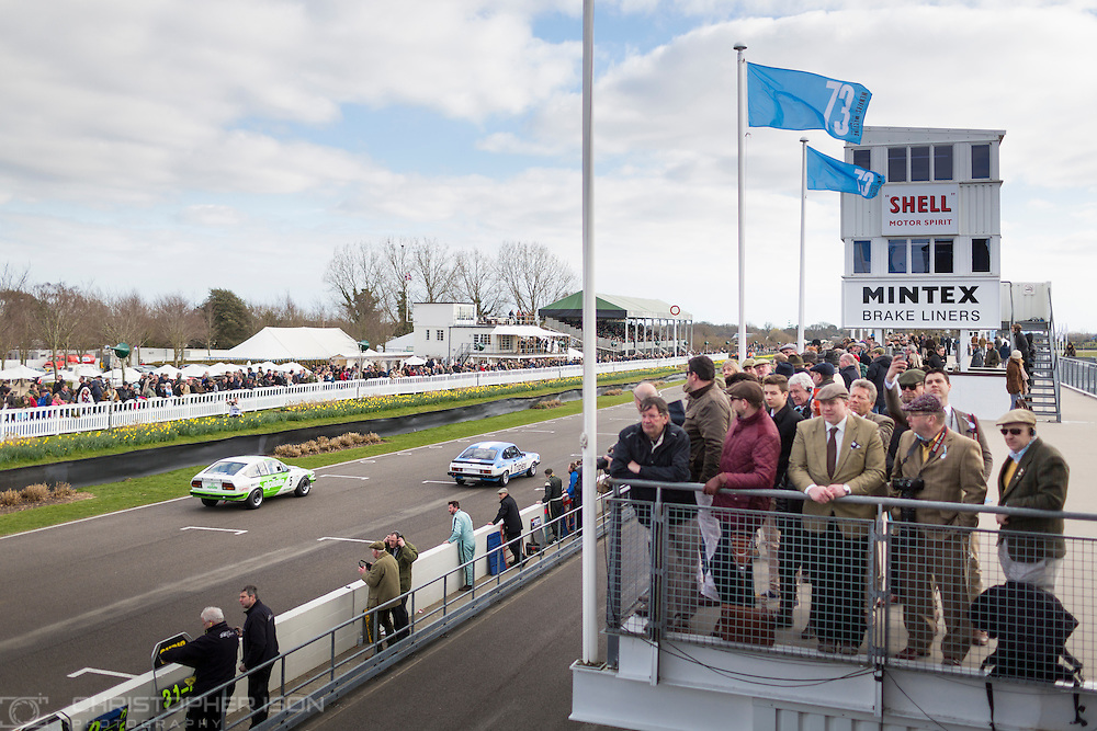 Photography at Goodwood 73rd Member's Meeting shot for Goodwood. <br /> Picture date: Sunday March 22, 2015.<br /> Photograph by Christopher Ison &copy;<br /> 07544044177<br /> chris@christopherison.com<br /> www.christopherison.com