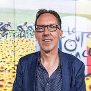 NLD/Hilversum/20170622 - Perspresentatie NOS Tour de France, Gio Lippens