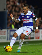 Picture by David Horn/Focus Images Ltd +44 7545 970036<br /> 07/12/2013<br /> Danny Simpson of Queens Park Rangers during the Sky Bet Championship match at the Loftus Road Stadium, London.