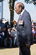 73rd Anniversary of the Dieppe Raid (19 August 1942) A memorial service was held at the Canadian War Memorial in Newhaven, East Sussex on the south coast of England.<br />
