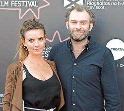 Edinburgh International Film Festival, Wednesday, 27th June 2018<br /> <br /> OBEY (UK PREMIERE)<br /> <br /> Pictured:  Director Jamie Jones and producer Emily Jones<br /> <br /> (c) Alex Todd   Edinburgh Elite media