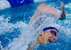 Anze Cuden at International Swimming competition of Kranj, on June 14, 2009, in Olympic pool, Kranj, Slovenia. (Photo by Vid Ponikvar / Sportida)