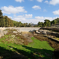 Judean Hill Country-Aqueducts