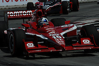 Dario Franchitti, Long Beach, Indy Car Series