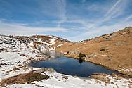 Millstätter Alpe, Nockberge mountains. Alpe Adria Trail, Carinthia, Austria (October 2015) © Rudolf Abraham