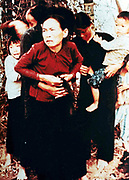 The My Lai Massacre, the mass murder of 347 to 504 unarmed citizens of the Republic of Vietnam (South Vietnam), almost entirely civilians and the majority of them women and children, perpetrated by US Army forces on March 16 1968.  Women and children in My Lai, Vietnam, shortly before US soldiers shot and killed them.s Source Report of Army review into My Lai incident, book 6, 14 March 1970.