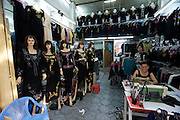 Tailor and fashion design store.