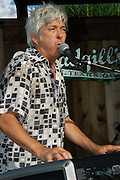 Ian McLagan and the Bump Band at Threadgill's in Austin Texas, June 23, 2006.