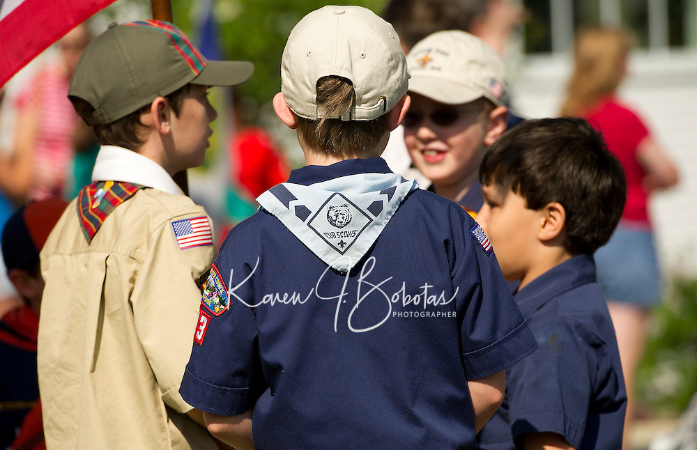 Gilford Memorial Day parade May 28, 2012.