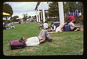 Butlins Holiday Camp, Minehead, Somerset. Summer 1979.