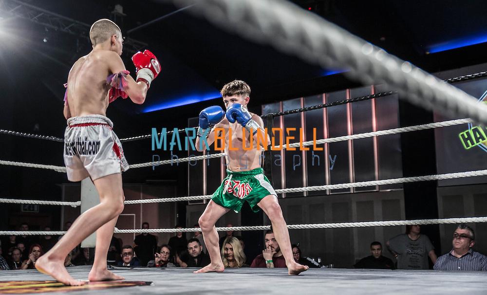 Luciano Mendola vs. Mace Ruegg