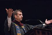 17716Undergraduate Commencement 2006....Speaker Brian Ungar