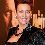 NLD/Amsterdam/20111017 - Premiere De Heineken Ontvoering, Marjolein Keuning
