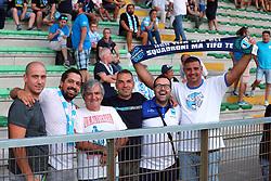 TIFOSI IN CURVA<br /> CALCIO COPPA ITALIA SPAL - RENATE