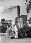 1954 - Kellogg's factory at Terenure