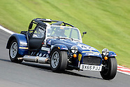 The City Magazine Caterham Academy - White Group - Oulton Park - 13th August 2016