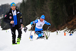 RUEPP Roland, ITA at the 2014 IPC Nordic Skiing World Cup Finals - Long Distance