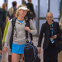 CoCo Vandeweghe of the United States on day eleven of the 2017 Australian Open at Melbourne Park on January 26, 2017 in Melbourne, Australia.<br /> (Ben Solomon/Tennis Australia)
