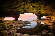 Caves of Lake Superior