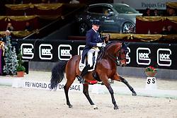 Schmidt Hubertus, GER, Imperio 3<br /> MEVISTO Amadeus Horse Indoor Salzburg<br /> © Hippo Foto - Stefan Lafrentz<br /> 11-12-2016