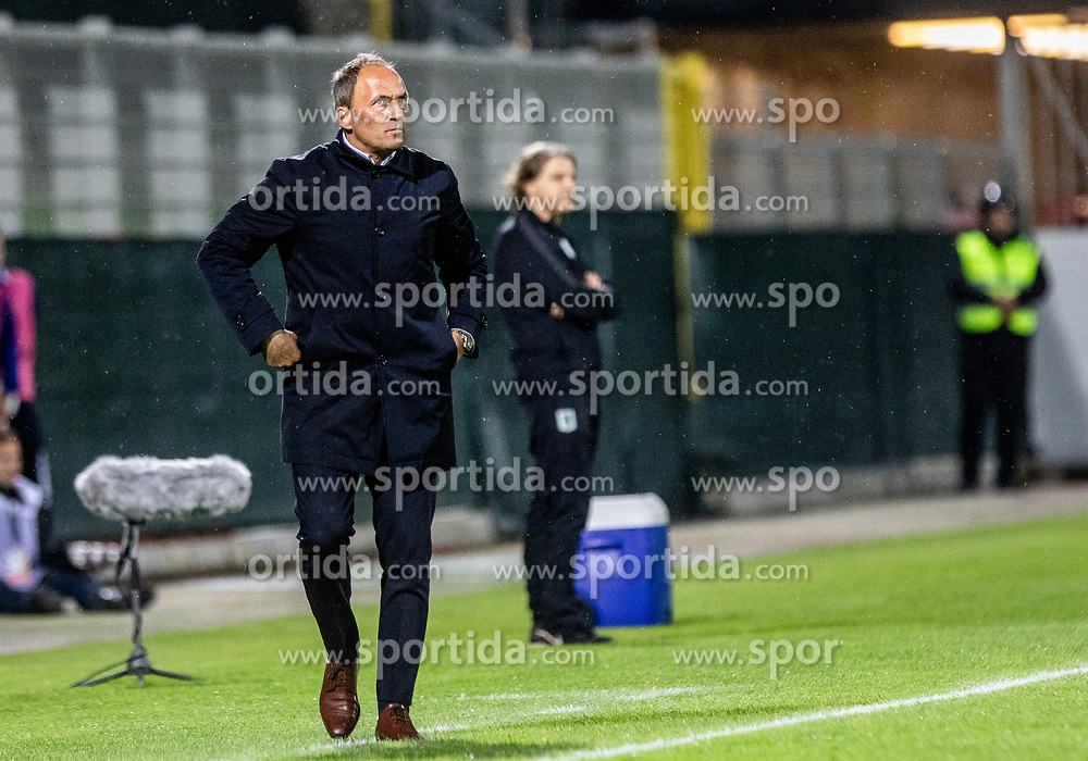 Darko Milanic coach of NK Maribor during a football game between NK Olimpija Ljubljana and NK Maribor in Final Round (18/19)  of Pokal Slovenije 2018/19, on 30th of May, 2014 in Arena Z'dezele, Ljubljana, Slovenia. Photo by Matic Ritonja / Sportida