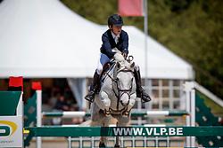 Nuytens Gilles, BEL, Maybell Molly<br /> Belgisch Kampioenschap Ponies 2017<br /> Youth Festival - Azelhof - Lier 2017<br /> © Dirk Caremans<br /> Nuytens Gilles, BEL, Maybell Molly