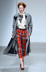 Vivienne Westwood show at London Fashion Week <br /> A/W 2014, Sunday, 16th February 2014. Picture by Stephen Lock / i-Images