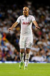 Tottenham Hotspur's Sandro - Photo mandatory by-line: Dougie Allward/JMP - Tel: Mobile: 07966 386802 27/08/2013 - SPORT - FOOTBALL - White Hart Lane - London - Tottenham Hotspur V Dinamo Tbilisi -  UEFA EUROPA LEAGUE - PLAY-OFF - SECOND LEG