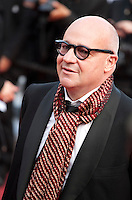 Director Gianfranco Rosi at the gala screening for the film The Unknown Girl (La Fille Inconnue) at the 69th Cannes Film Festival, Wednesday 18th May 2016, Cannes, France. Photography: Doreen Kennedy