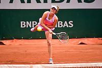 Fiona FERRO - 01.06.2015 - Jour 9 - Juniors -Roland Garros 2015<br />Photo : David Winter / Icon Sport