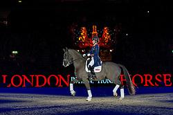 Dujardin Charlotte, GBR, Valegro<br /> Farewell Valegro<br /> Olympia Horse Show -London 2016<br /> © Hippo Foto - Jon Stroud<br /> 13/12/16