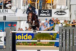 Modolo Zanotelli Marlon, BRA, Diesel GP du Bopids Madame<br /> FEI WBFSH Jumping World Breeding Championship Lanaken 2019<br /> © Hippo Foto - Dirk Caremans<br />  20/09/2019