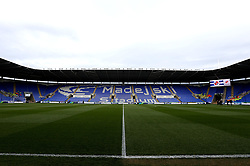 A general view of The Madejski Stadium, home of Reading - Mandatory by-line: Robbie Stephenson/JMP - 16/05/2017 - FOOTBALL - Madejski Stadium - Reading, England - Reading v Fulham - Sky Bet Championship Play-off Semi-Final 2nd Leg