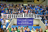 Brighton and Hove Albion v Bristol City 29/04/2017