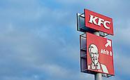 KFC LANGS DE WEG