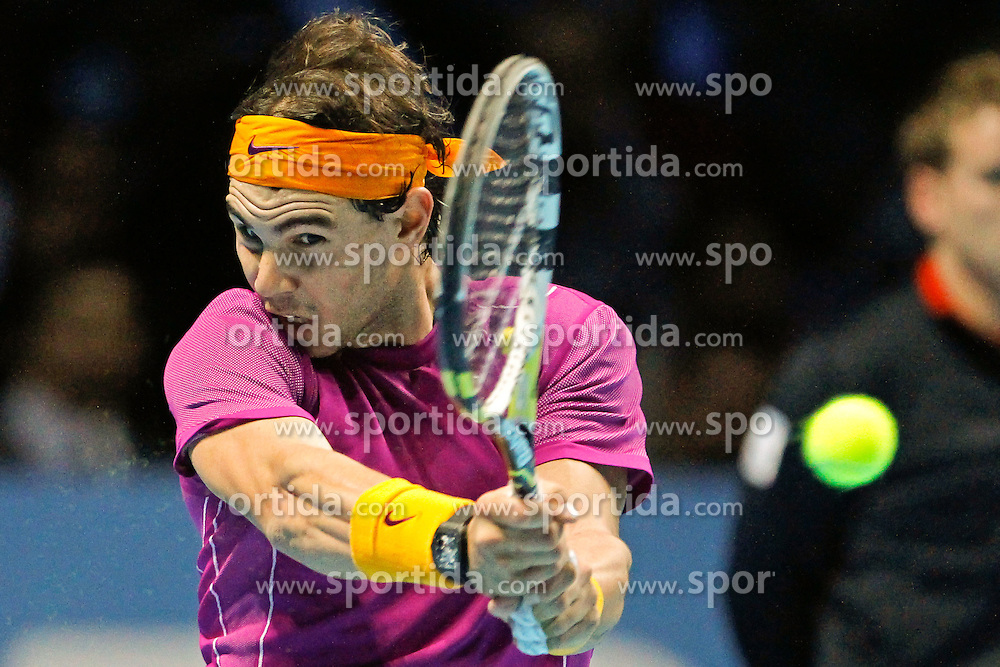 22.11.2010, Marriott Country Hall, London, ENG, ATP World Tour Finals, im Bild Nadal, Rafael (ESP), EXPA Pictures © 2010, PhotoCredit: EXPA/ InsideFoto/ Semedia *** ATTENTION *** FOR AUSTRIA AND SLOVENIA USE ONLY!