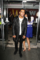 Lucien Laviscount, Luisa Zissman's Mad Hatter's Tea Party, Retro Feasts, London UK, 06 November 2013, Photo by Brett Cove