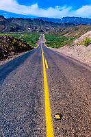 Camino del Rio, Big Bend Ranch State Park, Texas USA.