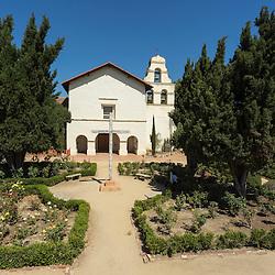 Mission San Juan Bautista, California