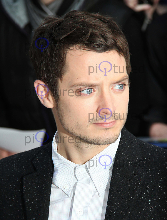 Elijah Wood Happy Feet Two European Premiere, Empire Cinema, Leicester Square, London, UK. 20 November 2011. Contact rich@pictured.com +44 07941 079620 (Picture by Richard Goldschmidt)