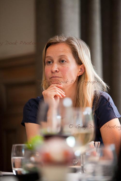 ICAS roundtable event, Bonham Hotel, Edinburgh<br /> Amy Hutchinson