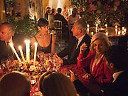 AMY FINE COLLINS, Dinner for Jacqueline de Ribes after Legion d'honneur award. 50 Rue de la Bienfaisance. Paris.