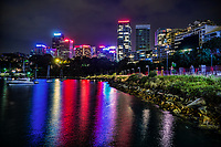 Lavender Bay @ Night, North Sydney