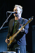 Israel, Ramat Gan Stadium, Sting live on stage June 2006